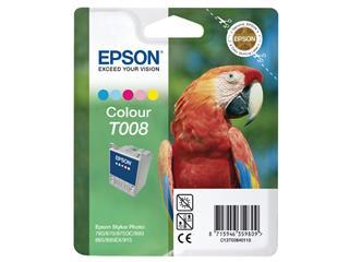 Inktcartridge Epson T008401 kleur