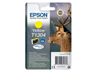 Inktcartridge Epson T1304 geel HC