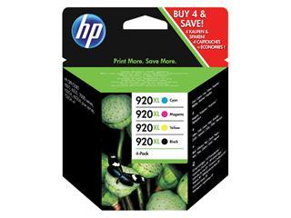 INKCARTRIDGE HP 920XL C2N92AE HC ZWART 3 KLEUREN