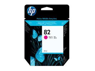 Inktcartridge HP C4912A 82 rood