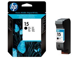 Inktcartridge HP C6615DE 15 zwart