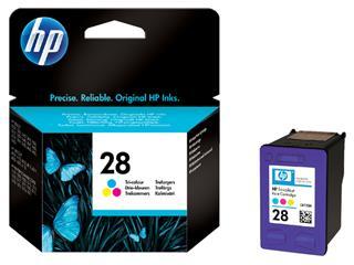 Inktcartridge HP C8728A 28 kleur