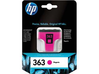 Inktcartridge HP C8772EE 363 rood