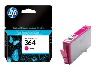 Inktcartridge HP CB319EE 364 rood
