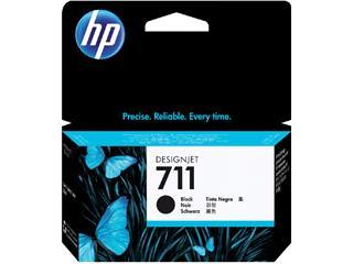 Inktcartridge HP CZ129A 711 zwart