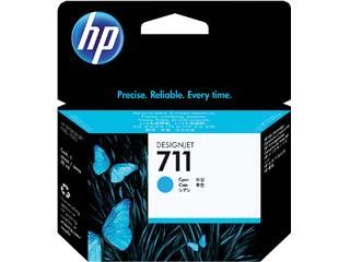 Inktcartridge HP CZ130A 711 blauw