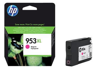 Inktcartridge HP F6U17AE 953XL rood HC