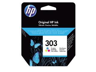 Inktcartridge HP T6N01AE 303 kleur