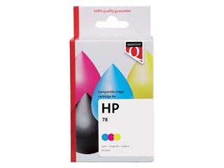 Inktcartridge Quantore HP C6578A 78 kleur
