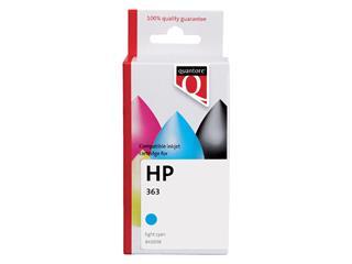Inktcartridge Quantore HP C8774EE 363 lichtblauw