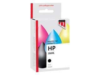 Inktcartridge Quantore HP CB336EE 350XL zwart