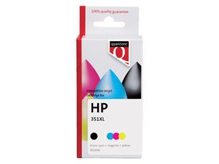 Inktcartridge Quantore HP CB338EE 351XL kleur