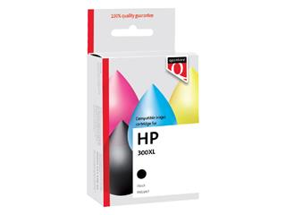Inktcartridge Quantore HP CC641EE 300XL zwart