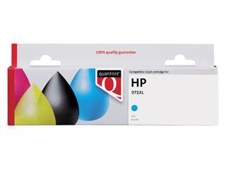 Inktcartridge Quantore HP CN626AE 971XL blauw