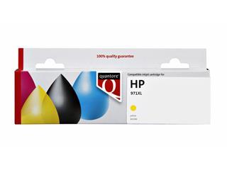 Inktcartridge Quantore HP CN628AE 971XL geel HC