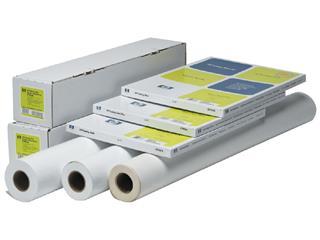 Inkjetpapier HP C6029C 610mmx30,5m 130gr heavyweight coated