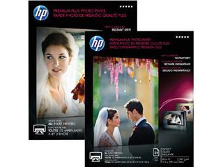 Inkjetpapier HP CR672A A4 photo glossy 300gr 20vel