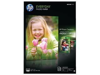 Inkjetpapier HP Q2510A A4 glans 200gr 100vel