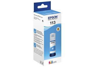 Inktcartridge Epson 113 EcoTank blauw