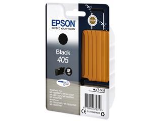 Inktcartridge Epson 405 zwart