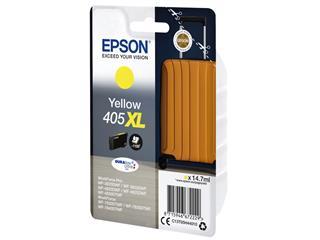Inktcartridge Epson 405XL geel