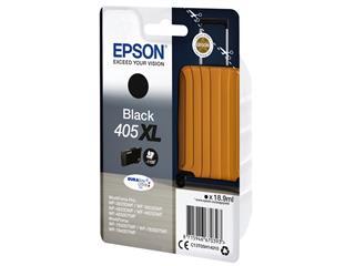 Inktcartridge Epson 405XL zwart