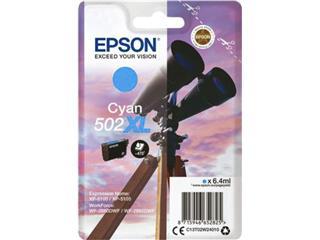 Inktcartridge Epson 502XL blauw SEC