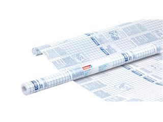 Kaftfolie Tesa 59027 boekfolie 50cmx5m transparant