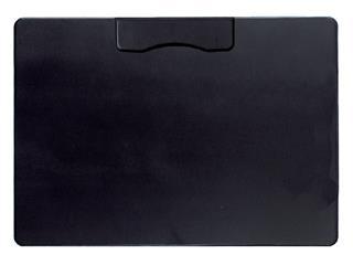 Klembord magnetisch A4 dwars zwart