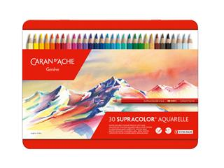Kleurpotloden Caran d'Ache Supracolor 30stuks assorti