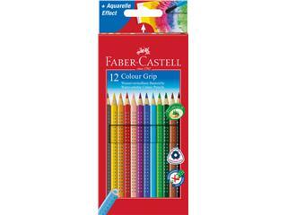 Kleurpotloden Faber Castell 2001 set à 12 stuks assorti