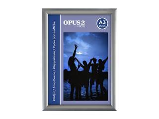 Kliklijst OPUS 2 A3 25mm