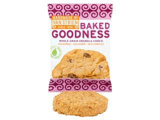 Koeken Van Strien Baked Goodness haver/noten bio 20x35g