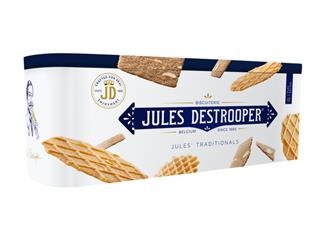 Koekjes Jules Destrooper traditionals 300gr assorti
