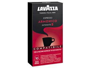 Koffiecups Lavazza Espresso Armonico 10 stuks