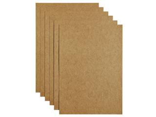 Kopieerpapier Papicolor A4 100gr 12vel kraft bruin