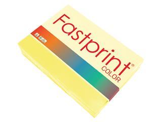 Kopieerpapier Fastprint A4 160gr zwavelgeel 250vel