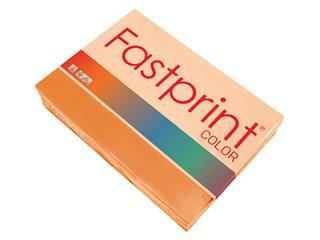 Kopieerpapier Fastprint A4 80gr oranje 500vel