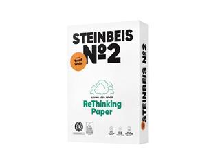 Kopieerpapier Steinbeis No2 A4 80gr wit 500vel