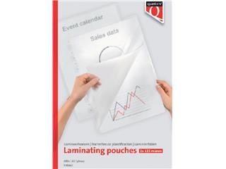 Lamineerhoes Quantore A3 2x125micron 100stuks