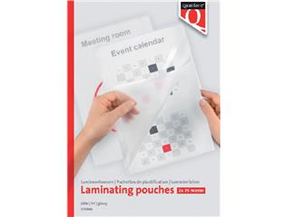 Lamineerhoes Quantore A4 2x75micron 100stuks