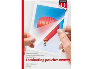 Lamineerhoes Quantore A6 2x125micron 100stuks