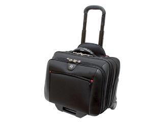 """Laptoptas Trolley Wenger Potomac 17"""" zwart"""