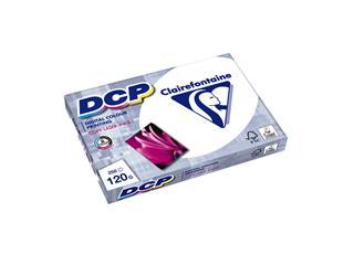 Laserpapier Clairefontaine DCP A4 120gr wit 250vel