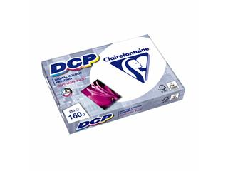 Laserpapier Clairefontaine DCP A4 160gr wit 250vel