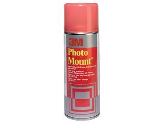 Lijm 3M foto mount spray spuitbus 400ml