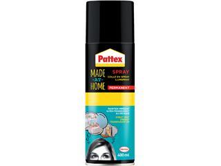 Lijm Pattex hobby spuitbus permanent 400ml