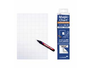 Magic-chart notes Legamaster flipchart 20x30cm