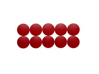 Magneet MAUL Solid 38mm 2500gr rood