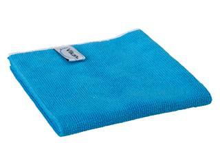 Microvezeldoek Vikan Basic 32x32cm blauw